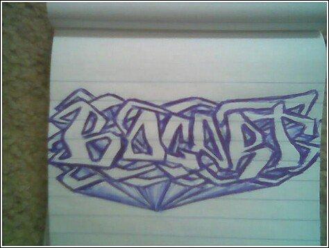 drew it on plane