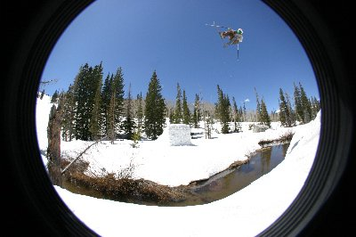 River Gap 540...peep booter crunk for landing