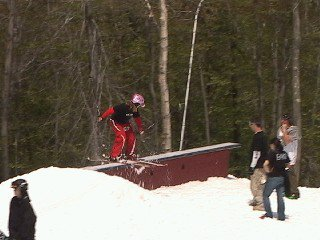 some end of the year rail jam