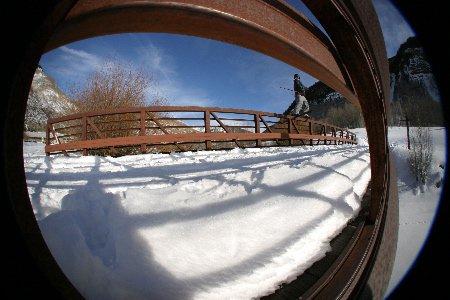 270 Out...the bridge rail