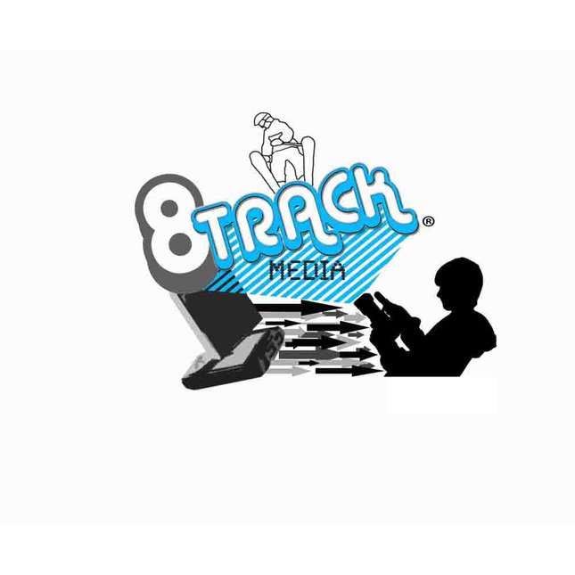 New 8Track Logo