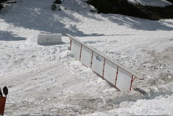 Recycle the rails when the Mt. Closes