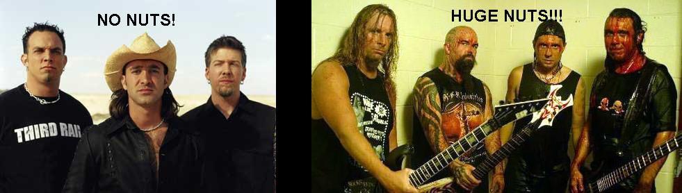 Slayer<b>></b>Creed