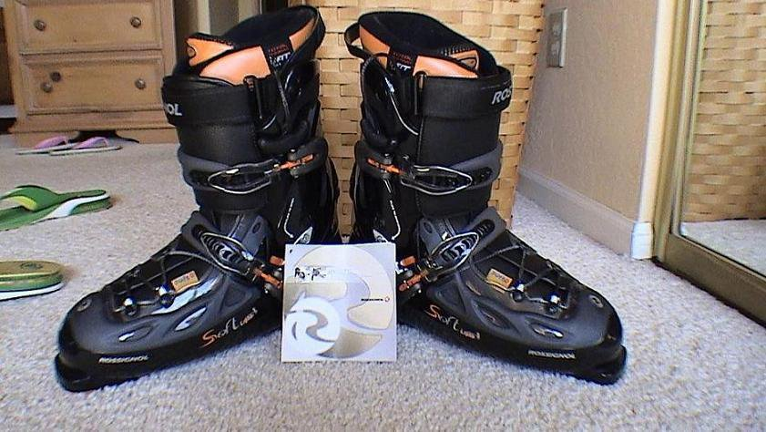 rossi boots for buyer