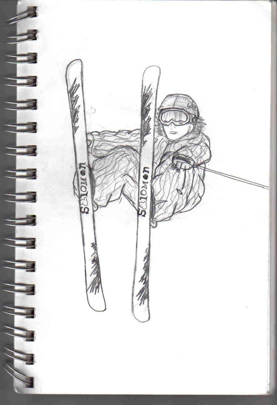 simon dumont sketch