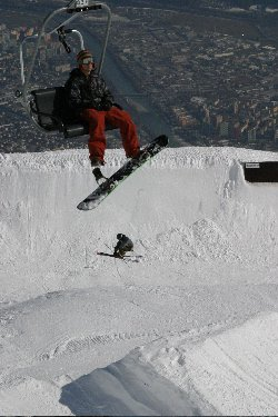 City, Snowboarder, Seth 180...BootaC