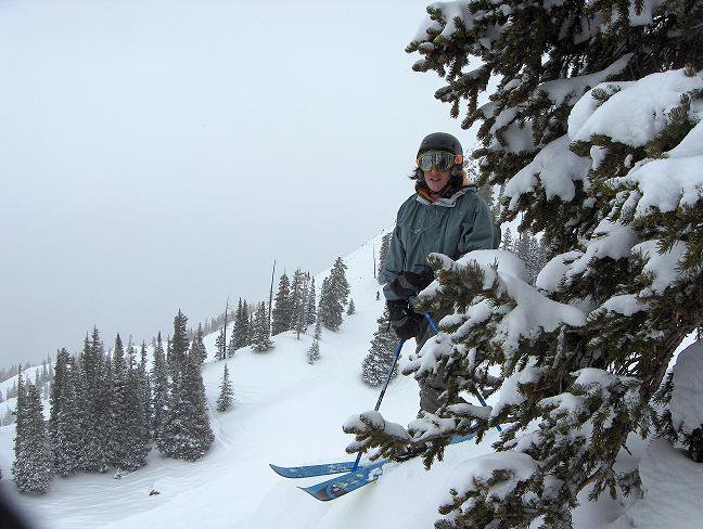 Me in front some Pow