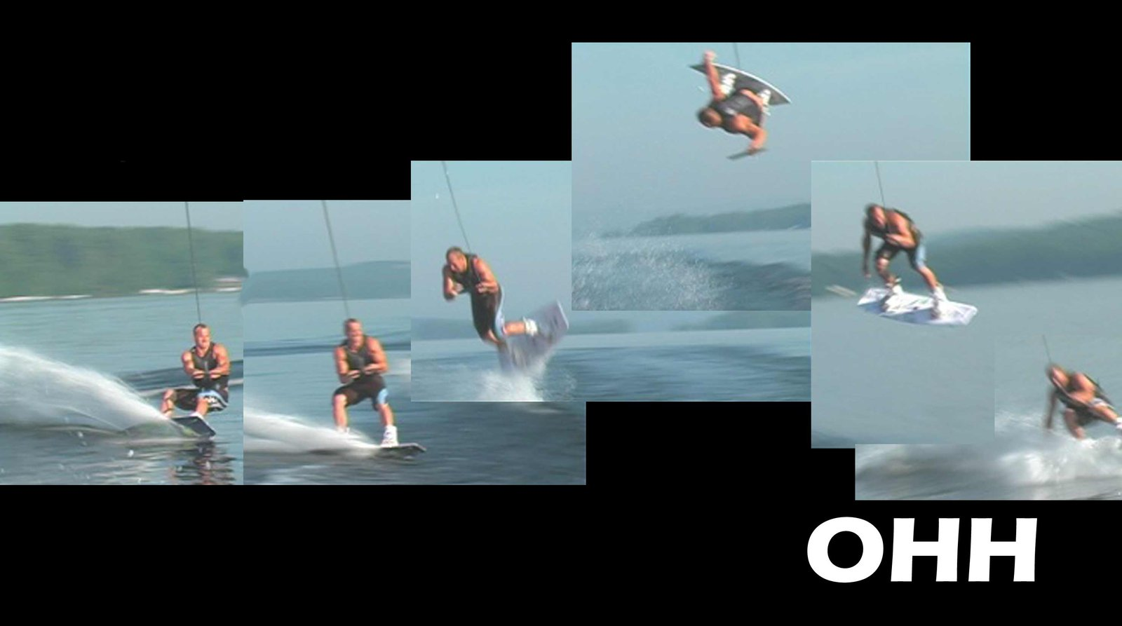 wakeboard OHH sequence