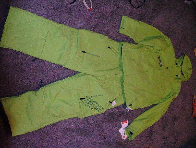 New ski gear 2