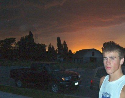 tornado warnings after football practice