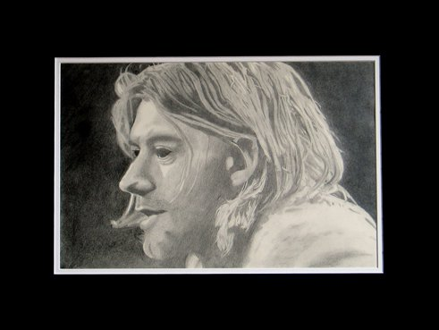 Cobain sketch repost (better quality)