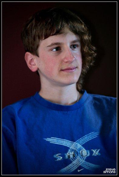 Whacky Hair... or Whacky Photographer?