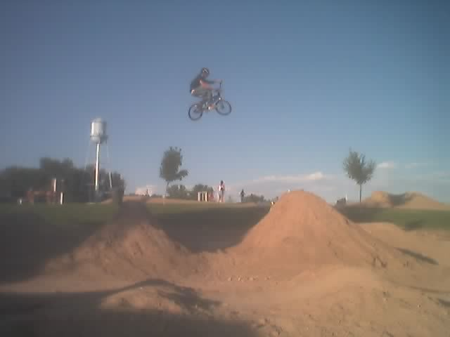 another good day of dirt jumping
