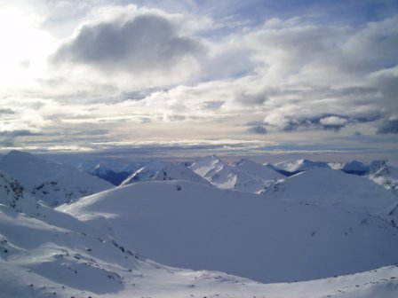 picture taken today in Tierra Del Fuego