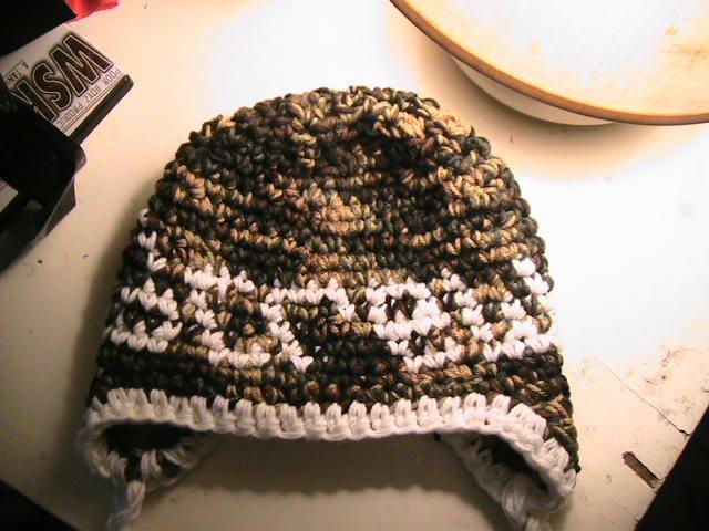 nother G crew hat (camo)