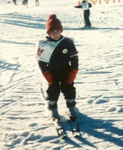 Hardcore skier since 1991 :)