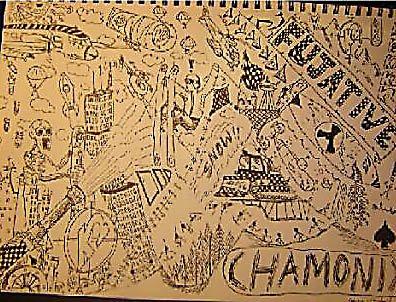 pic i drew in chamonix (bigger version)