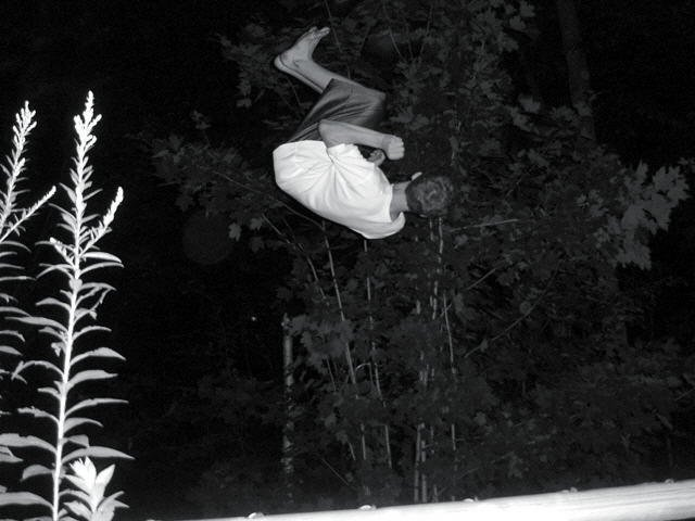 night tramp session 2