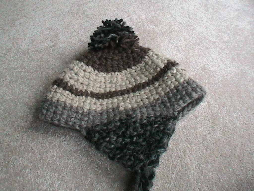 My first hat ever1