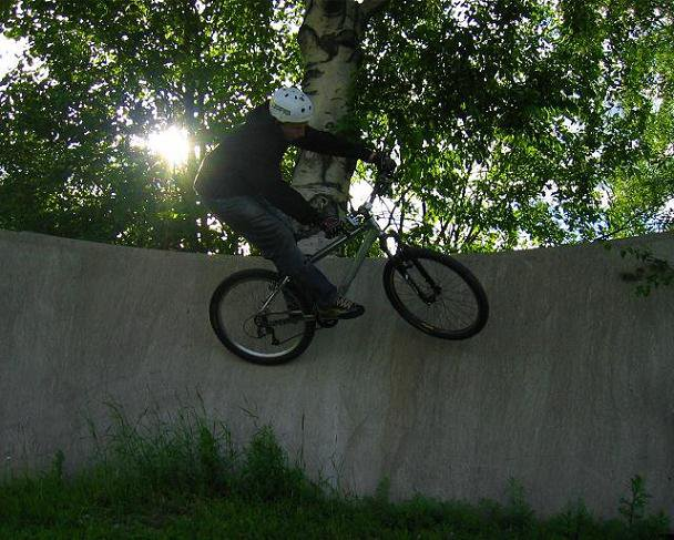 Wallride (bike)