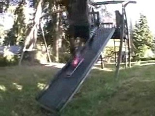 daffy slide yo