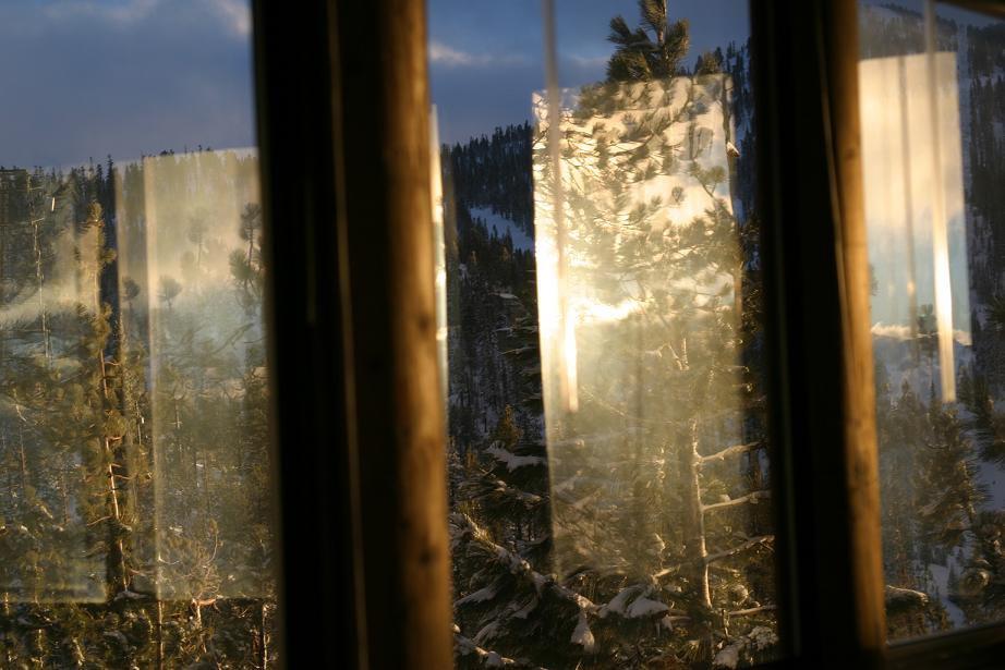 tahoe reflection