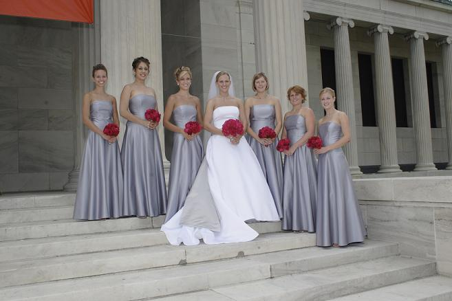 Other wedding pics - lovely bride and bridesmaids