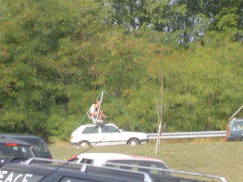 that's a gol skier car