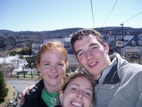 Spring at Tremblant...good times