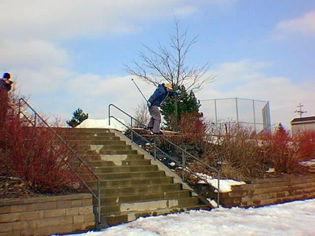 15 stair