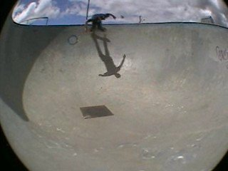 Pool Skate fun