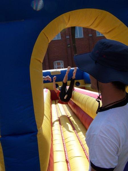 Inflatable Fun.