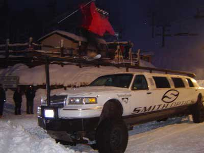Me on the smith limo during nm extremes