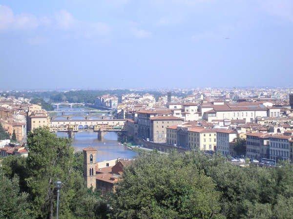 Nice shot of Florence