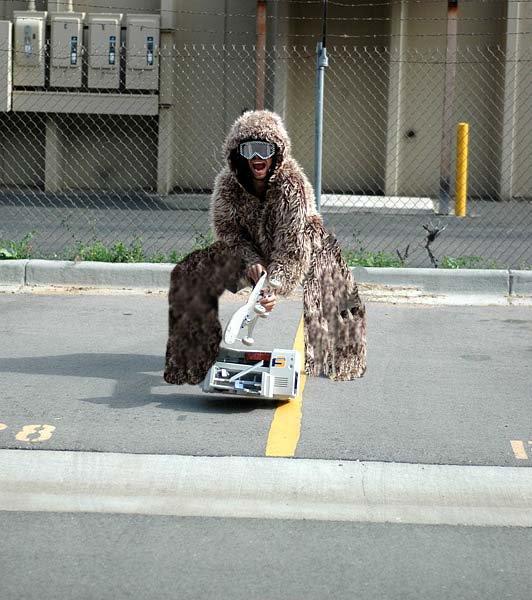 Im Chewbacca