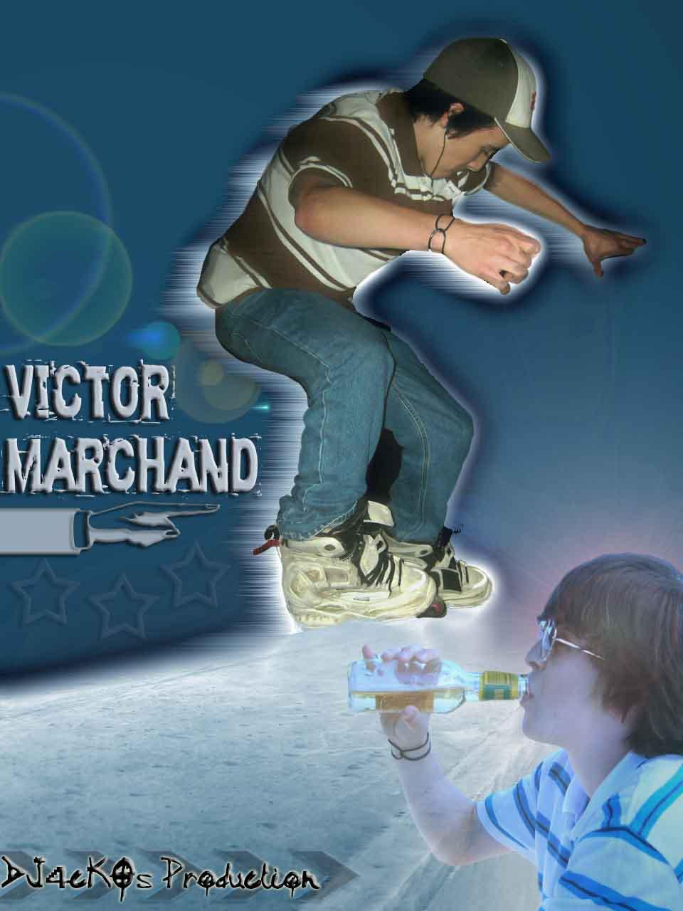 Thats my friend Vic