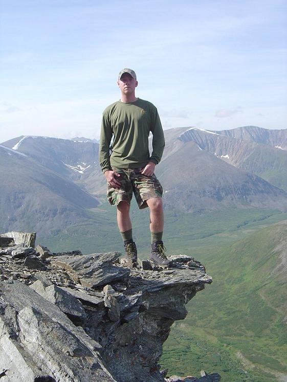huntin' in Alaska