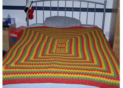 rasta blanket for cult