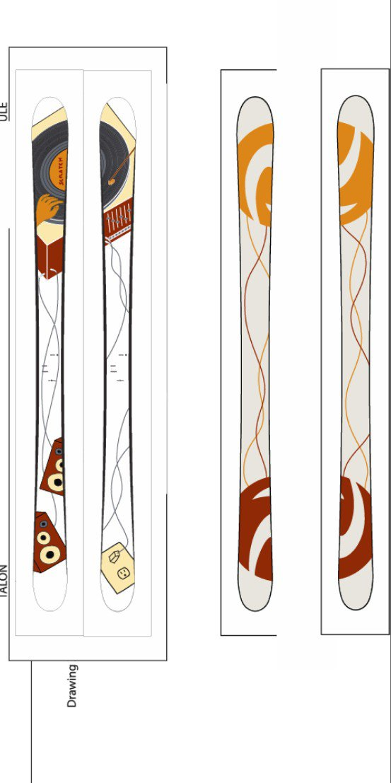 my rossi skis