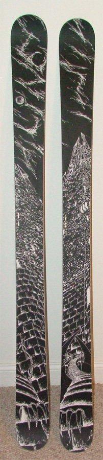 My New Skis... Elizabeths