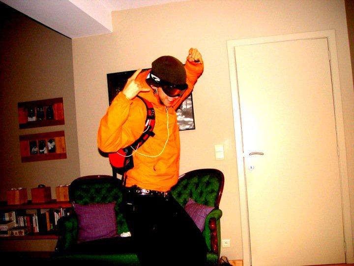 Before skiing