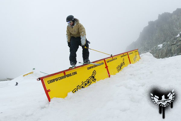 Lipslide COC Down Rail