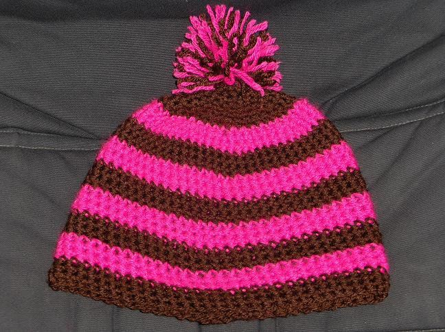stripped hat(for cult)