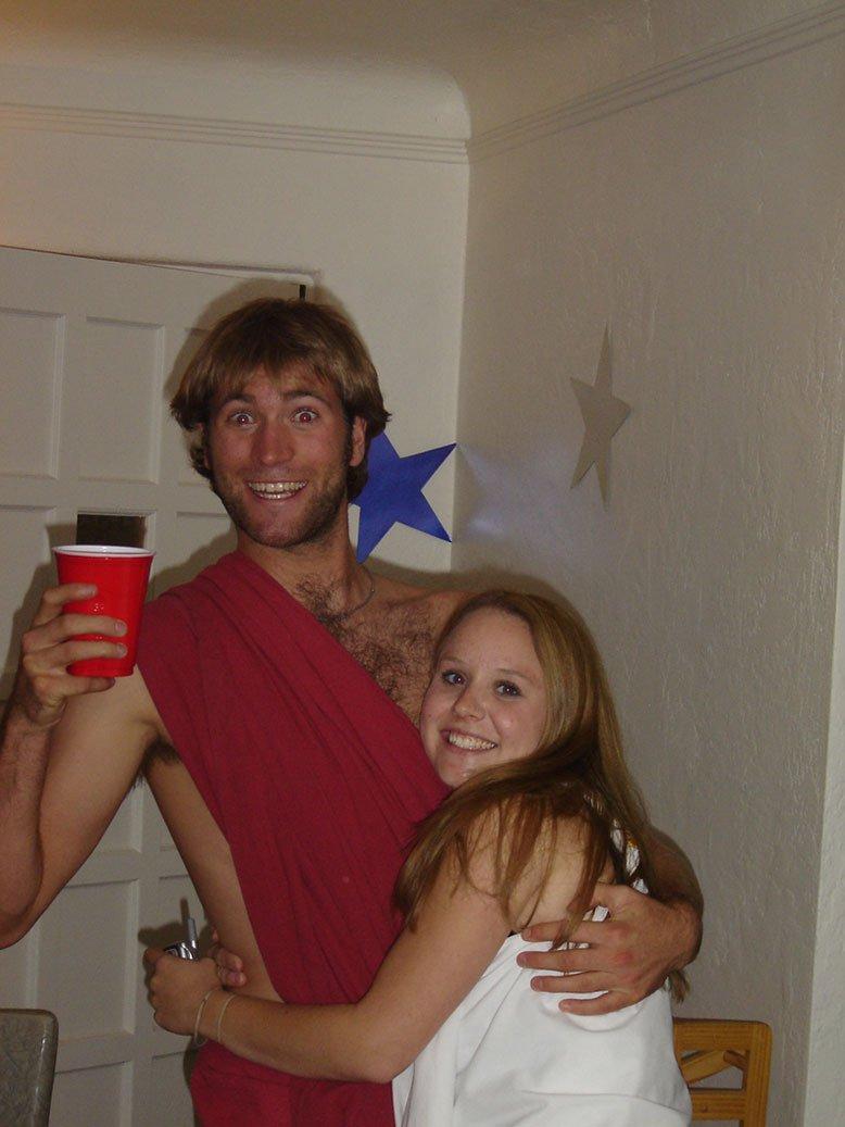 Ben and Nicole