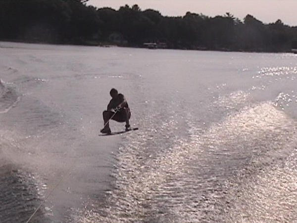 Stalefish On Wakeskate     From Video