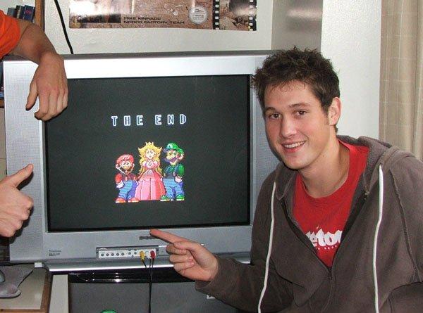 Have YOU beat super Mario