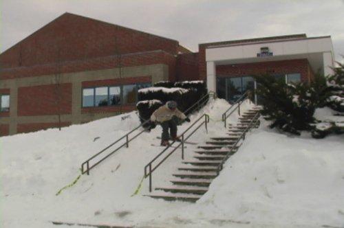 Carlisle Handrail (taken from vid clip)