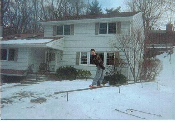 snow skate