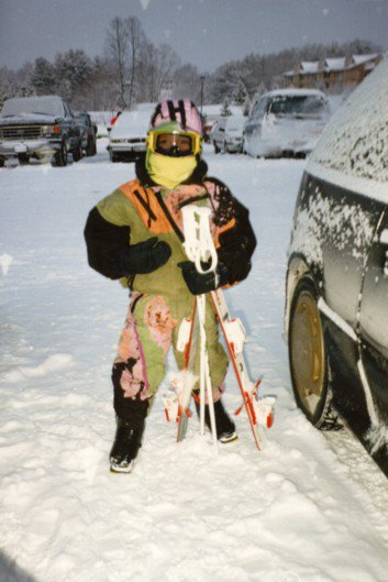 my dope ski suit