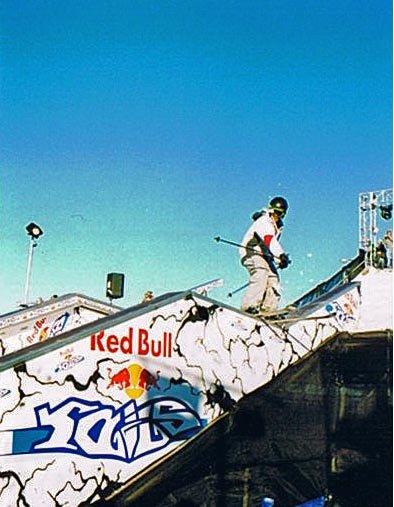 red bull rails